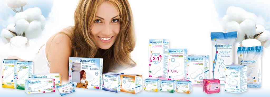 FARMACONFORT_productos_higiene_intima_algodon_natural_salud_mujeres_proteger_prevencion_compresas_tampones_protegeslips_discos_lactancia_tocoginecologicas_zig_zag_venta_farmacias_corte_ingles